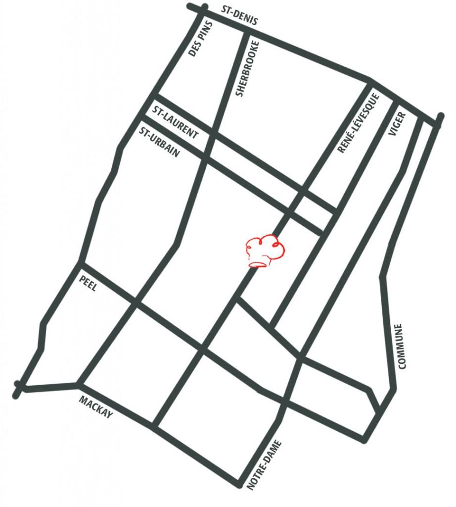 crte de livraison rues