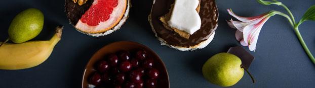 sélection de desserts traiteur