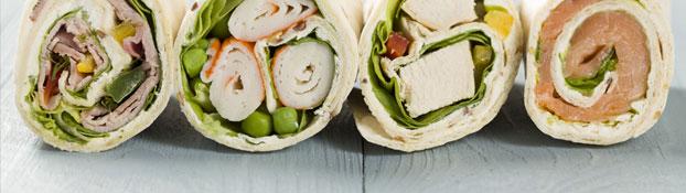 variété de sandwich