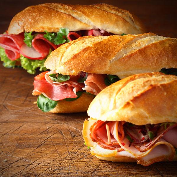 Buffet froid 1 le - Idee de sandwich froid ...
